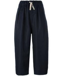 Sofie D'hoore   Cropped Pants 36 Cotton/Linen/Flax