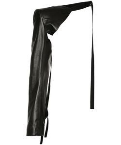 Ann Demeulemeester   Leather Sleeve 40