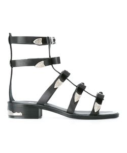 Toga Pulla   Gladiator Western Sandal Size 38