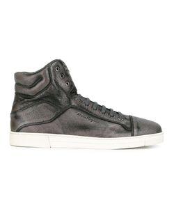 Salvatore Ferragamo | Stephen High-Top Sneakers 5