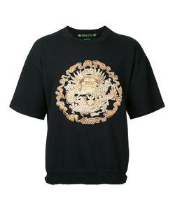 Sasquatchfabrix. | Sasquatchfabrix. Embroidered Dragon Sweater L