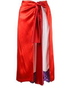Toga Pulla   Wrap Skirt Size