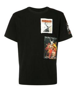 Haculla | Logo Print T-Shirt Xxl