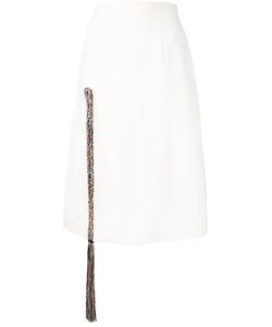 Marco de Vincenzo   Side Slit Skirt Size