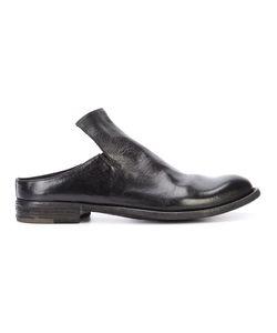 Officine Creative | Lexikon Open Boots Buffalo Leather/Calf