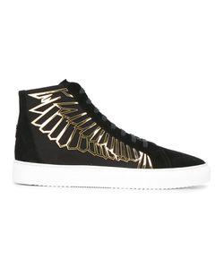Marcelo Burlon County Of Milan   Wings Print Sneakers 42