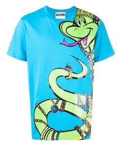 Moschino | Royal Snake Motif T-Shirt
