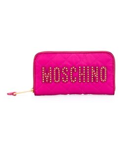 Moschino | Logo Embroidered Wallet One