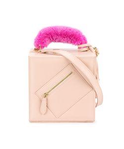 Natasha Zinko | Mink Fur Shoulder Bag Leather/Mink