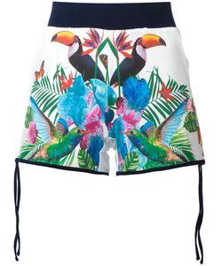 EA7 Emporio Armani | Tropical Print Shorts Small
