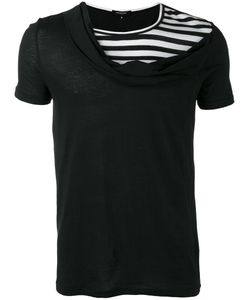 Unconditional | Crossover Neck T-Shirt Xl