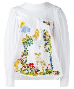 Vivetta   Embroidered Shirt 44