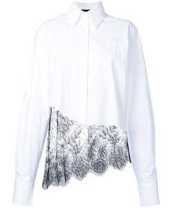 Filles A Papa | Lace Detail Shirt