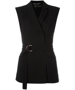 Versace | Cross Button Waistcoat 42