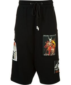 Haculla   Multi Patch Track Shorts