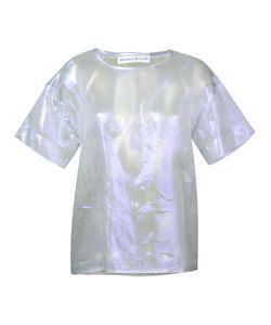 Wanda Nylon | Sue Iridescent T-Shirt