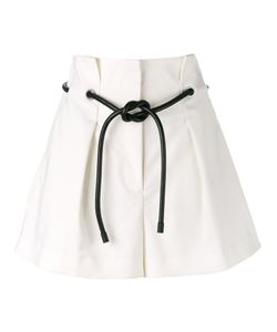 3.1 Phillip Lim   Origami Pleated Shorts Size 2