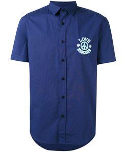 Love Moschino | Logo Print Shortsleeved Shirt