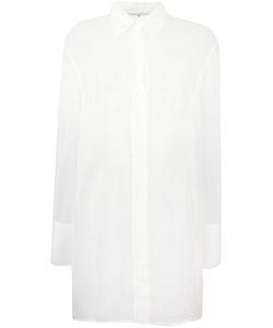 Marco de Vincenzo   Sheer Shirt Size