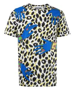 Moschino | Hands On T-Shirt Large Cotton