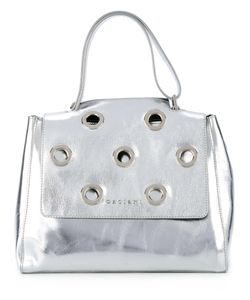 Orciani | Small Studded Tote
