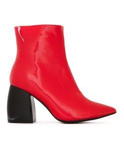 G.V.G.V. | Chunky Heel Ankle Boots