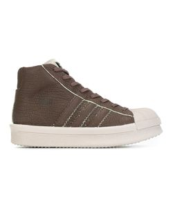 Rick Owens | X Adidas Hi-Top Sneakers 10