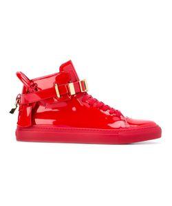 Buscemi   Buckled Hi-Top Sneakers 11