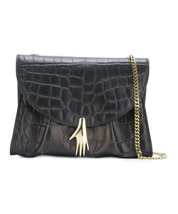 Petar Petrov | Move It Lizardskin Effect Cross Body Bag