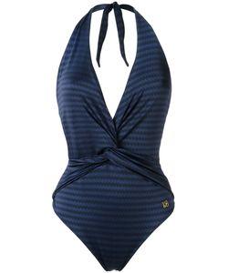 Brigitte | V-Neck Swimsuit