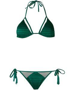 Brigitte | Triangle Bikini Set