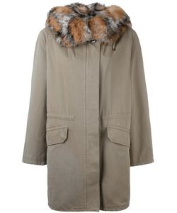 Army Yves Salomon | Fur Trim Parka
