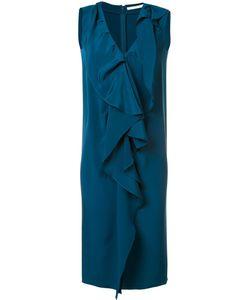 Audra | Ruffle Front Dress