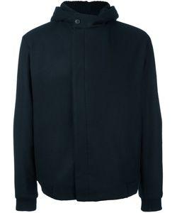 Stephan Schneider | Concealed Fastening Hooded Jacket