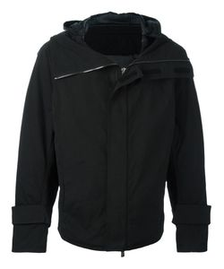 D.Gnak | High Neck Hooded Jacket 48