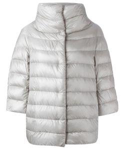 Herno | Cropped Sleeve Padded Jacket
