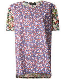 Anrealage | Print Shortsleeved T-Shirt