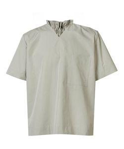 Craig Green | High Collar V-Neck T-Shirt