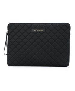 Want Les Essentiels De La Vie   Quilted Laptop Bag
