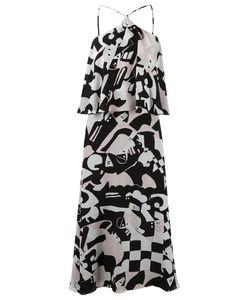Andrea Marques | Printed Dress 38