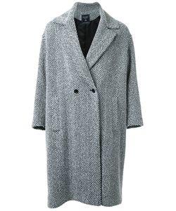 Fad Three | Double Breasted Coat Medium