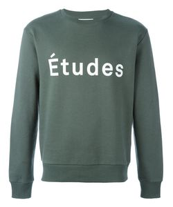 Études Studio | Logo Print Sweatshirt