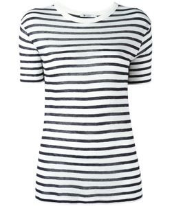 T by Alexander Wang | Striped T-Shirt