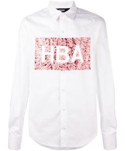 Hood By Air | Logo Print Shirt