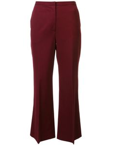 Rosetta Getty | Cropped Fla Trousers