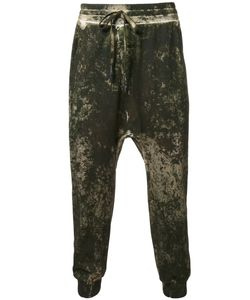 11 By Boris Bidjan Saberi | Drop-Crotch Sweatpants Xs