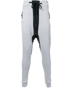 11 By Boris Bidjan Saberi | Drop-Crotch Sweatpants Medium
