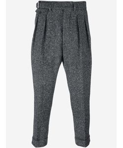 Wooster + Lardini | Cropped Trousers