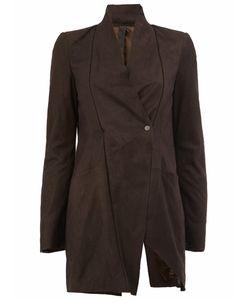 Ilaria Nistri   Single Breasted Coat 44