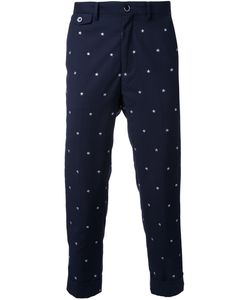 Education From Youngmachines | Star Print Chinos